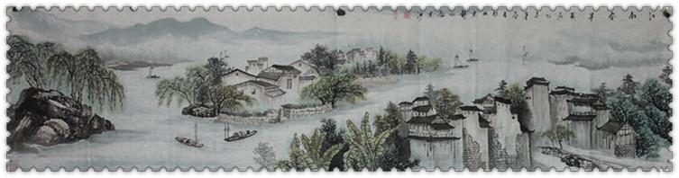 山水画家刘京河2015年最新作品